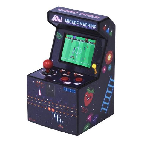 08. Mini Arcade Machine