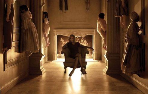 American Horror Story Jessica Lange cream magazine @2x