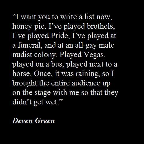 Deven-Green-Quote