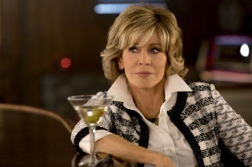 Jane Fonda in Grace & Frankie cream magazine @2x