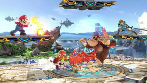 Super Smash Bros Ultimate - Screenshot cream magazine @2x