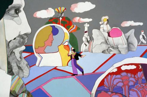 01 The Beatles Yellow Submarine still from film cream magazine @2x