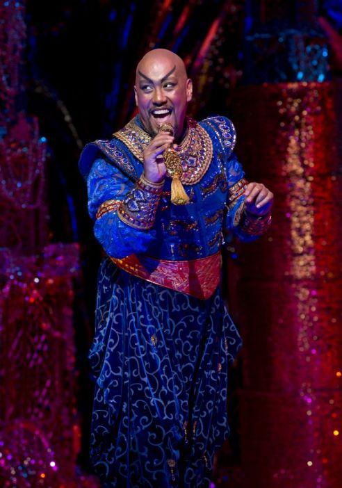 Genie (Gareth Jacobs) in Friend Like Me_Photo by Jeff Busby.jpg