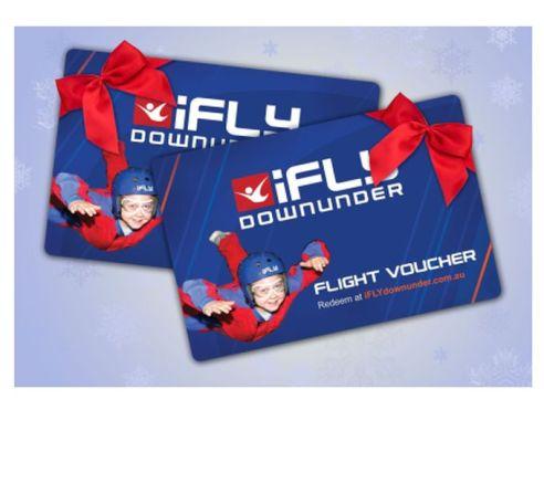 25. iFly Xmas Flight Voucher @2x