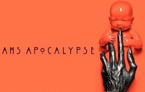 American Horror Story Apocalypse cream magazine @2x