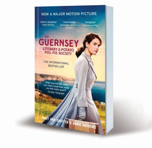 GUERNSEY Book Covert Art