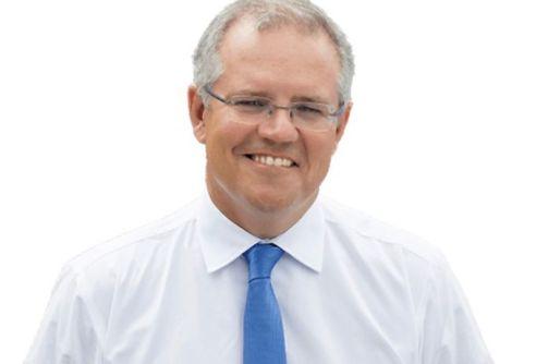 Scott Morrison Australian leader 2018 @2x