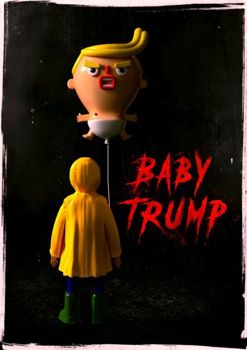 08. Baby Trump (IT)_99designs_Pinch Studios