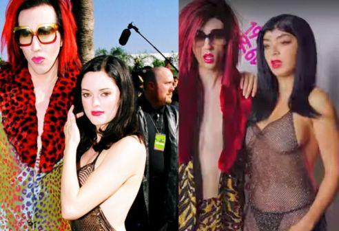 Charli XCX vs Rose McGowan cream magazine @2x