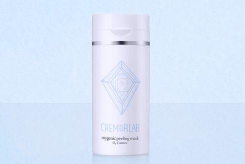 Cremorlab O2 Couture Peeling Mask cream magazine @2x