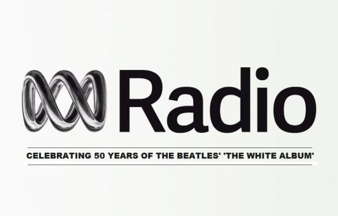 ABC Radio Black on White - The Beatles Subtitle