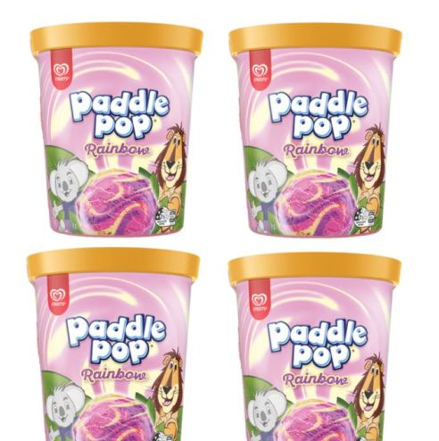 Paddle Pop tubs Streets cream magazine @2x