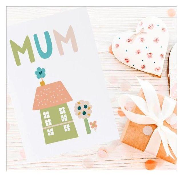 Paper Daisies Card @2x